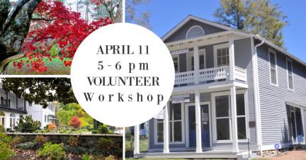 event_volunteer Workshop
